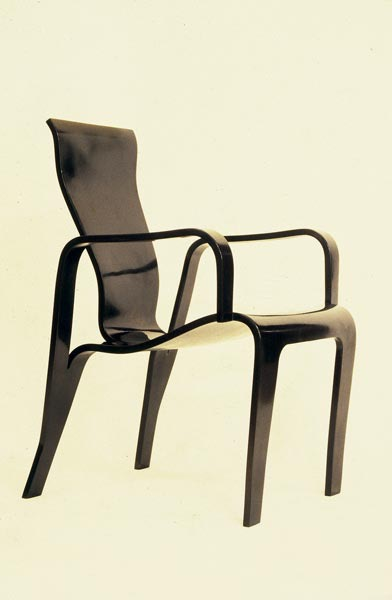 Black Chair - Dane Jensen Design